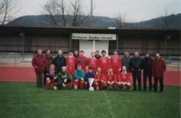 Bsc Soma Mannschaftsfoto 1983