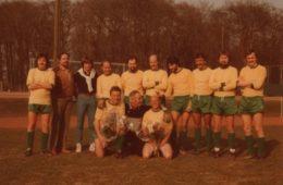 Bsc Soma Mannschaftsfoto 1982
