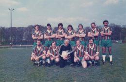 Bsc Soma Mannschaftsfoto 1980