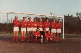 Bsc Soma Mannschaftsfoto 1977
