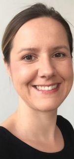 Melanie Blauhut - Abteilungsleiterin Volleyball