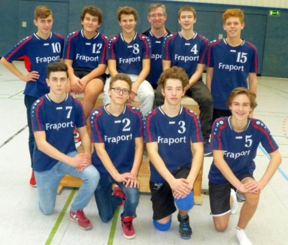 Männliche Jugend 2014 2015